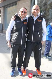 Domenico Valentini ed Enzo Rossi