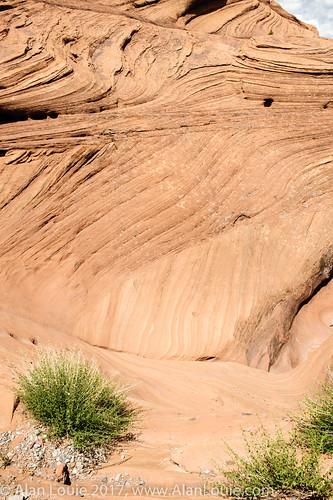 landscape canyon canyondechelly arizona chinle unitedstates us