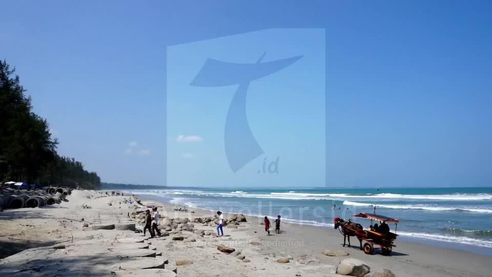 Panjang Beach, Bengkulu