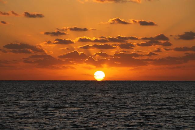 Sunset, Providenca