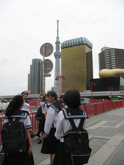Smile please, Tokyo