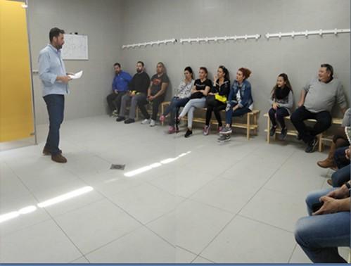 Programa de desarrollo personal Aporta de la PD Rociera