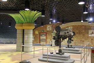 Hollywood / Vine - Metrostation