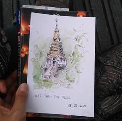Wat Tham Pha Plong Tailàndia