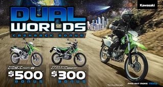 Dual Worlds Bonus