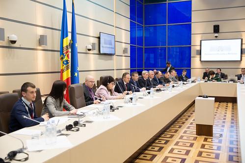 30.03.2018 Ședința platformei de control parlamentar a securității rutiere.
