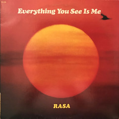 RASA:EVERYTHING YOU SEE IS ME(JACKET A)
