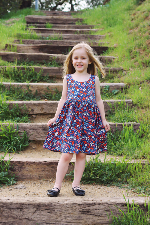 Karina Dressess Cali Dress in Wildflowers