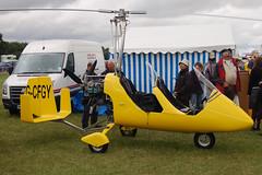 G-CFGY AutoGyro Europe MT-03 (RSUK MT-03-039) Popham 030808