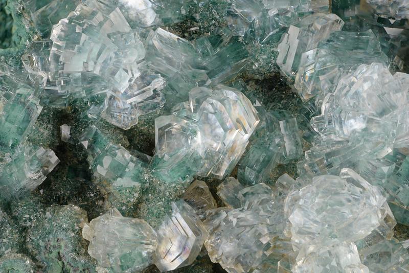 カルシウム輝沸石 / Heulandite-Ca