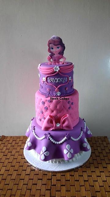 Cake by Sleek Cakes
