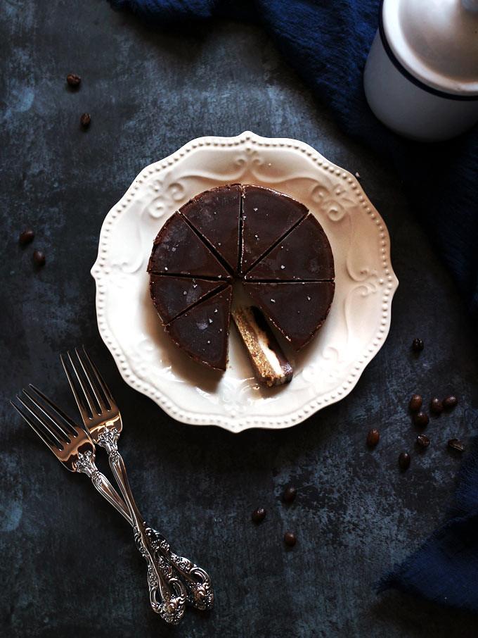 全素濃縮咖啡奶油派 vegan-espresso-layered-pie (1)