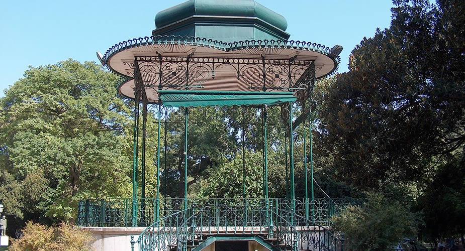 De mooiste parken van Lissabon: Jardim da Estrela | Mooistestedentrips.nl