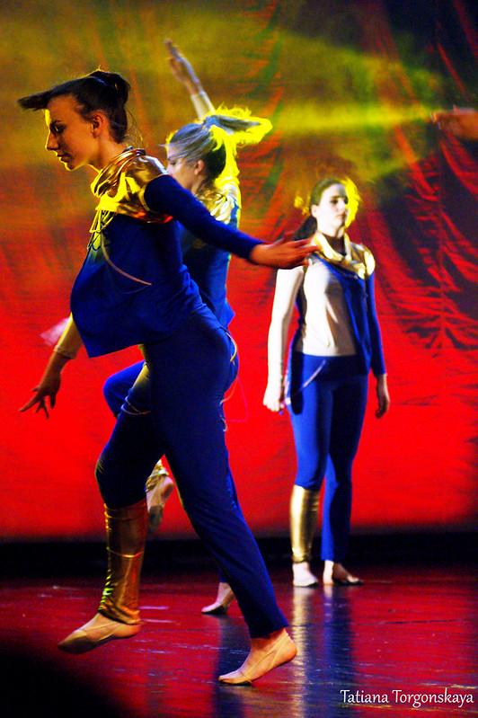 """Power of the rhytm"", танец KSC ""Diano"""