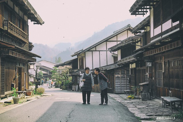 2F4A4621-妻籠宿街道上的日常