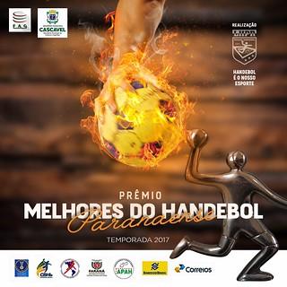 2018 - PRÊMIO HANDEBOL