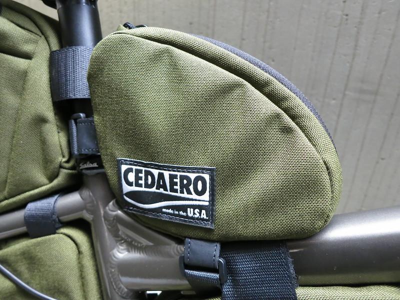 CEDAERO Blackborow Wedgie Pack