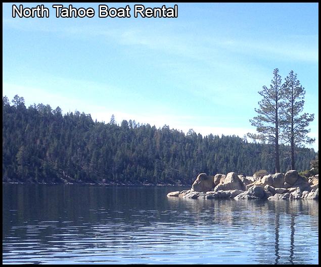North Tahoe Boat Rental