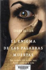 Shaun Hutson, El enigma de las palabras muertas