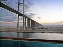 Egypte, le Canal de Suez