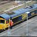 GBRf 66742 Port of Immingham