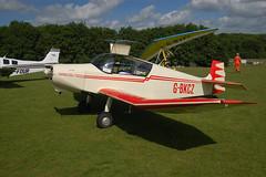 G-BKCZ Wassmer Jodel D120A Popham 140609