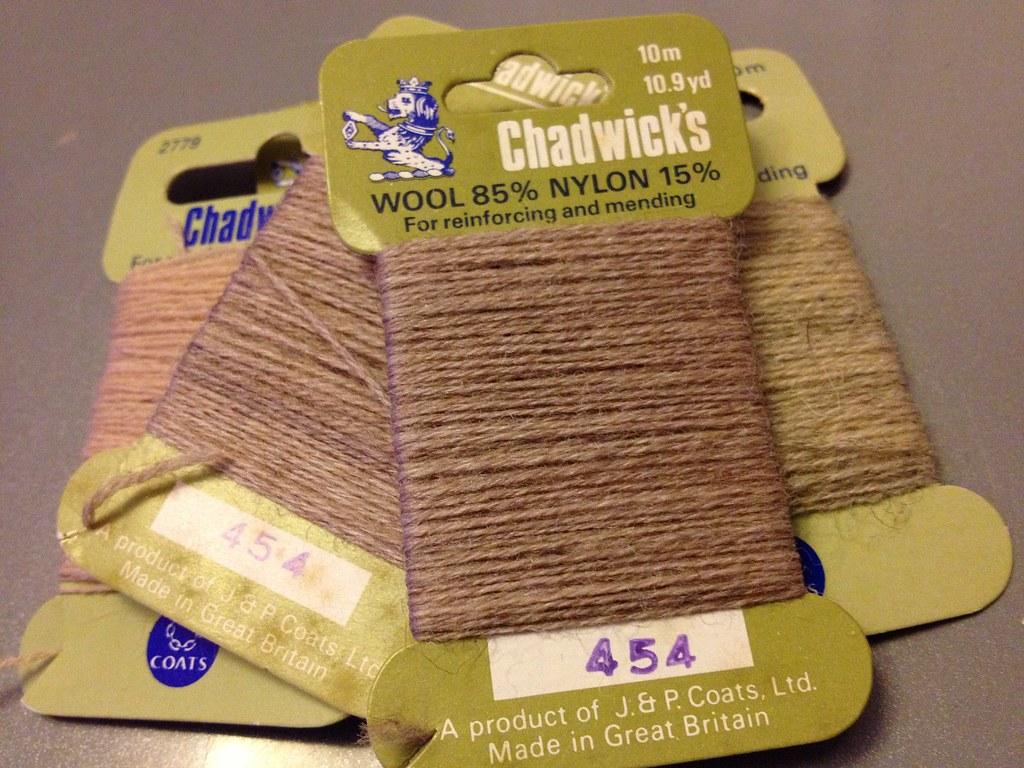 Chadwicks 454