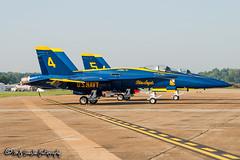 162437 USN | McDonnell Douglas F/A-18A Hornet | Millington Regional Jetport