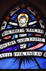 Infant Christ (Margaret Edith Aldrich Rope, 1945)