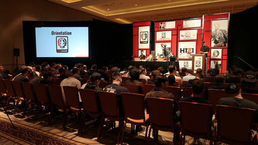 H1Z1 Pro League Orientation