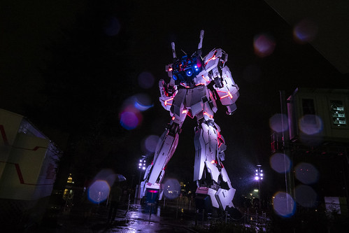 UNICORN GUNDAM お台場_01