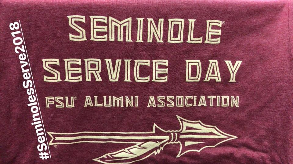 Seminole Service Day 2018
