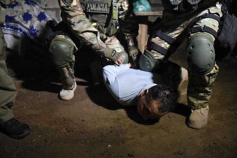 Arequipa: desarticulan a organización criminal Los Malditos de Chumbivilcas
