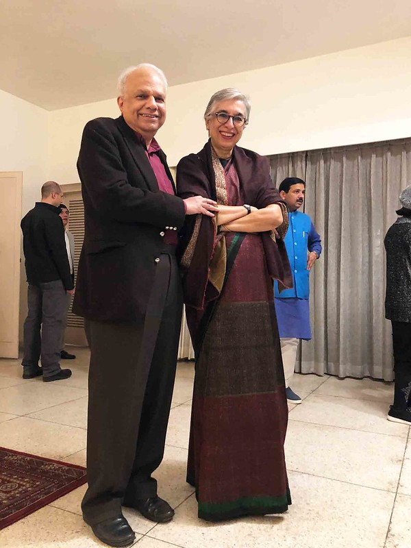Netherfield Ball – The Indian Embarrassment in Israeli Ambassador Daniel Carmon's Drawing Room Party, South Delhi