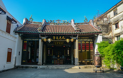 Chinese temple in Penang, Malaysia
