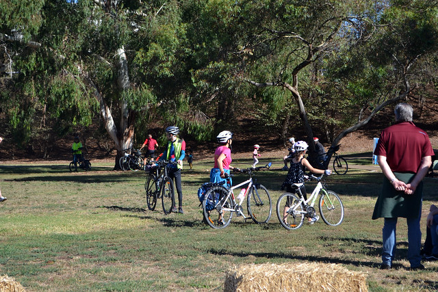 Opening of the Darebin Yarra Trail link