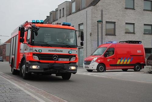 Multifunctionele Autopomp K11 Brandweer Kaprijke | 1-KCZ-433