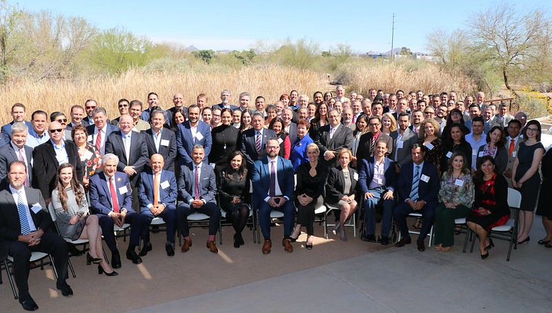 Reunión Interplenaria de la Comisión Sonora-Arizona y Arizona-México