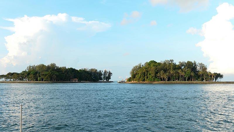 Sisters' Island, Singapura