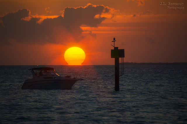 Watching the Sunset - Key West, Florida