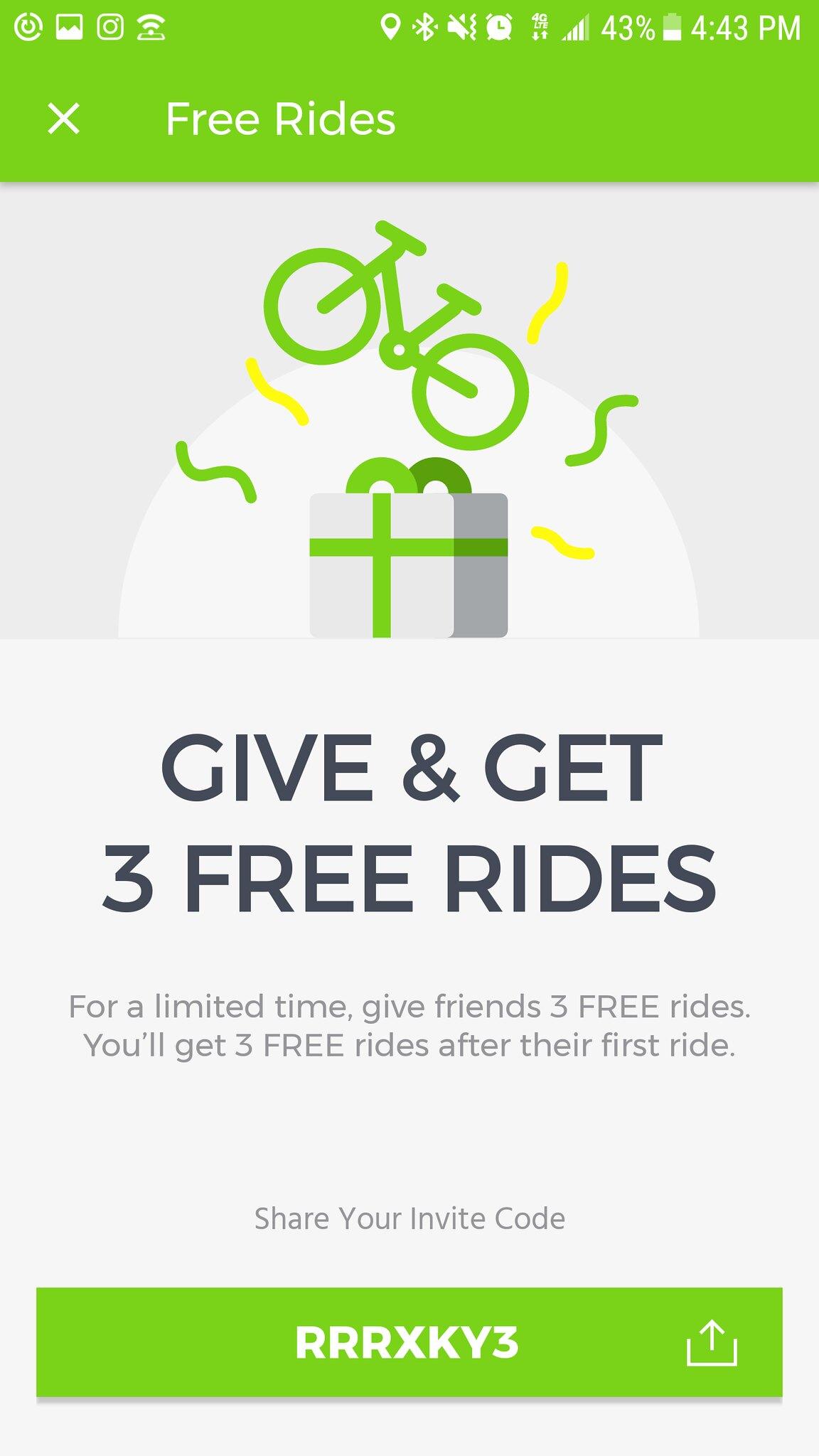 Bicycle Sharing?! Really? – Ride Alongside