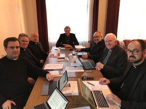 2018 - Meeting of the CCEE Commission Evangelisation and Culture