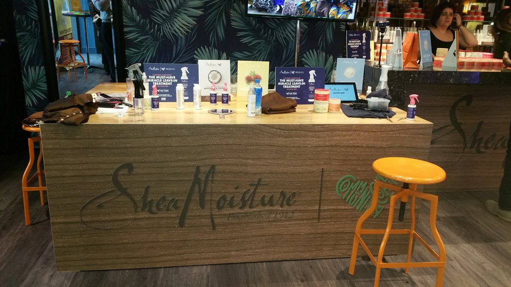 Ebena meets SheaMoisture at SXSW