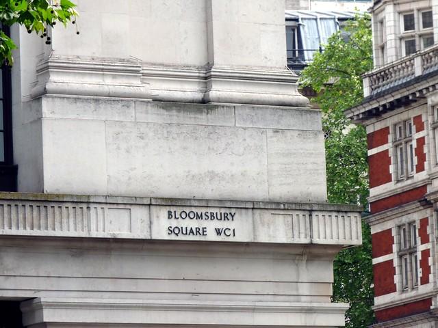 Bloomsbury Sq