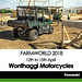 KAWASAKI DEALER EVENT – FARMWORLD 2018 – Wonthaggi Motorcycles – 12th to 15th April