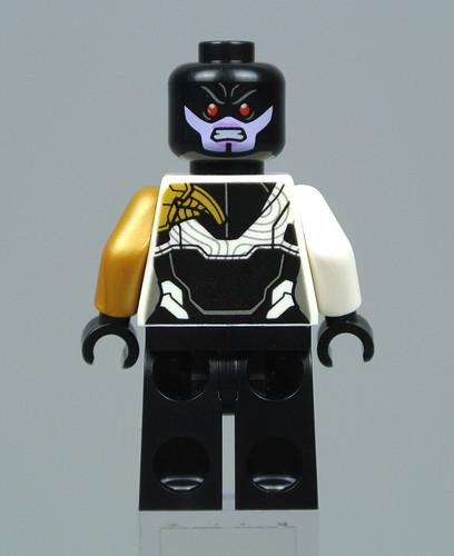 76104 The Hulkbuster Smash-Up