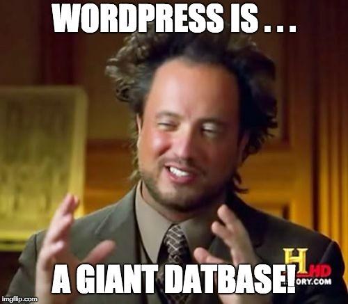 giant database