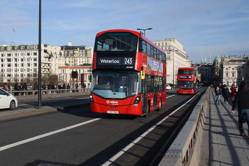 Arriva London HV350 LF67EUV