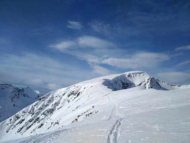nordfjellet, ringvasoya, norway