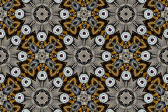 Kaleidoscopic Bulova Gears